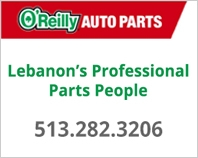 O'Reilly Auto Parts - Mobile Footer