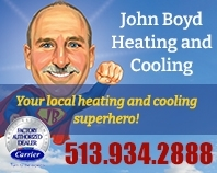 John Boyd Heating and Cooling