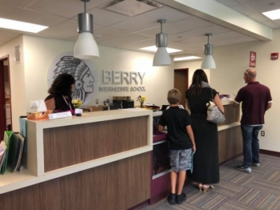 Berry main office
