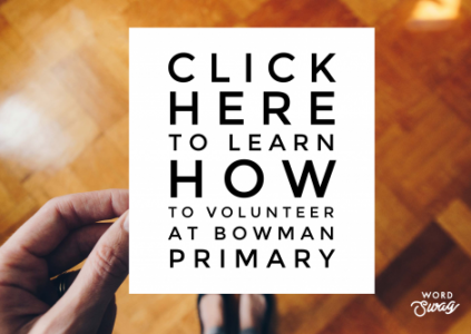 Volunteer Opportunity Click Here