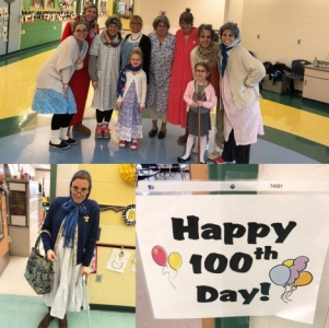 KG 100th Day of School