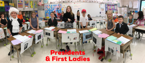 Neike - 2nd Grade Wax Museum2