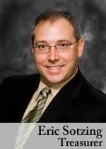 Eric Sotzing - Treasurer