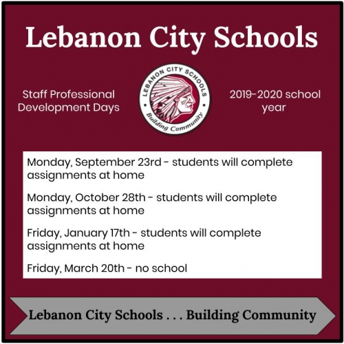 School Dates